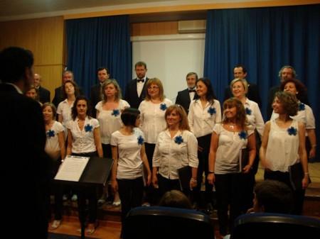 Coral Polifónica de la Escuela Municipal de Música (Foto: Merci)