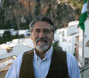 El concejal de IU, José García Solano.