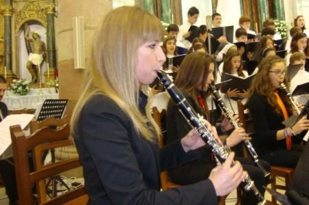 Orquesta de la Escuela Municipal de Música.