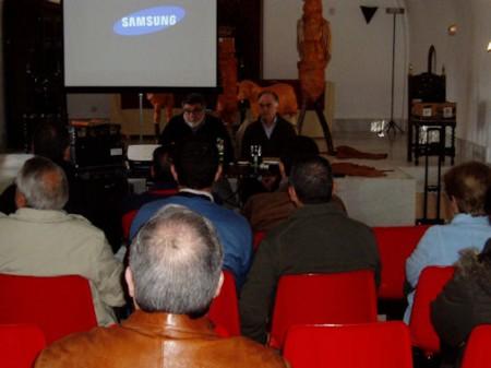 Presentación del libro (Foto: Paco Solano).