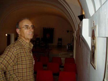 Miguel López Salas expone en el Convento.