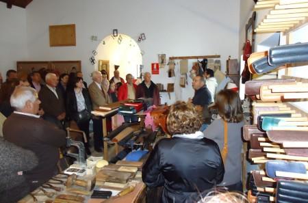 Visita al Museo de la Piel.