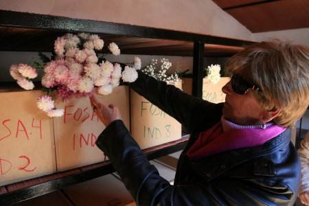Sepultura en el Mausoleo de la Dignidad.