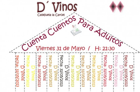 Cartel anunciador del evento.