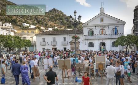 """III Concurso de Pintura Rápida al Aire Libre """"Villa de Ubrique"""""""