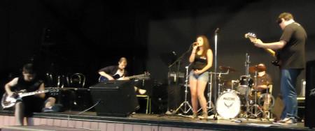 Una audición de junio de 2013 de la Escuela Municipal de Música.