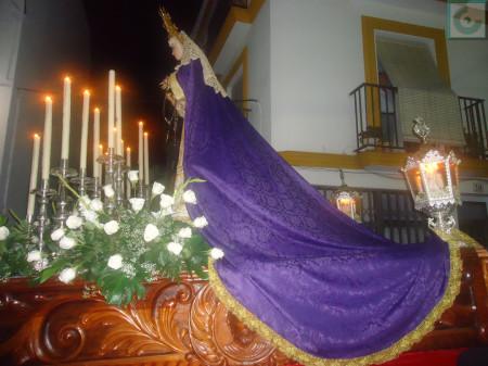 Paso de Nuestra Señora de los Dolores.