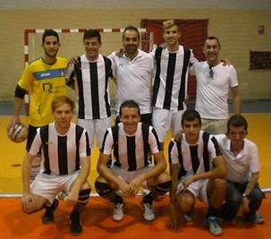 Equipo del Estudiantes, campeón.