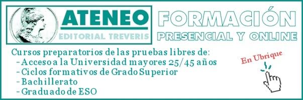 Ateneo, plataforma de formación de Editorial Tréveris