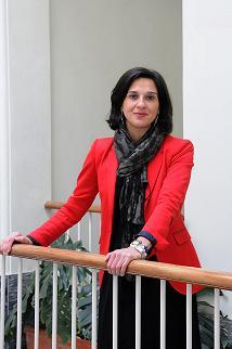 Cristina Saucedo.