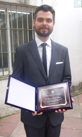 Gregorio Benítez Suárez.
