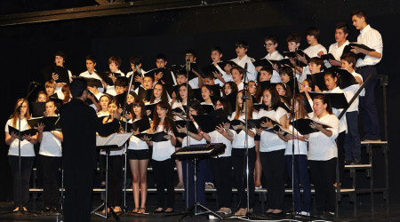 Coro de Voces Blancas.