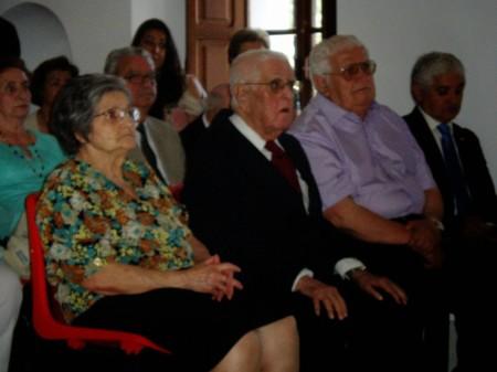Juan Zapata Vázquez, petaquero homenajeado (Foto: Paco Solano).