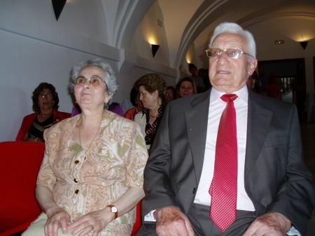Luis Vilches Moreno, empresario homenajeado (Foto: Paco Solano).