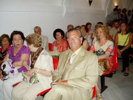 Diego Ríos Domínguez, viajante homenajeado.