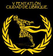 Cartel del Pentatlón.