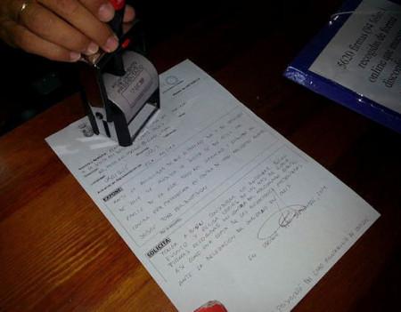 Firmas contra la suelta de toros en Ubrique