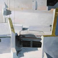 Primer premio del XLIX Certamen Andaluz de Pintura 'Villa de Ubrique'.