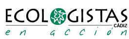 Logotipo de Ecologistas en Acción.