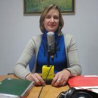 Isabel Gómez, portavoz del PSOE