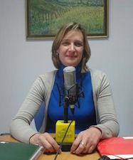 Isabel Gómez (PSOE), en una intervención en Radio Ubrqiue.