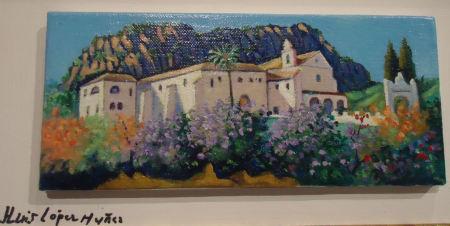 El Convento, por José Luis López Núñez.