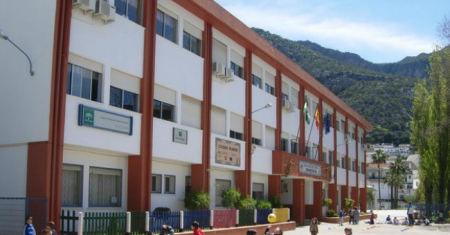 Colegio Fernando Gavilán.