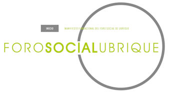 Foro Social de Ubrique.