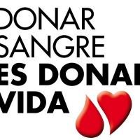 Donar sangre es donar vida.