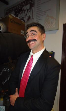 El pregonero, Juancris, Groucho Marx.