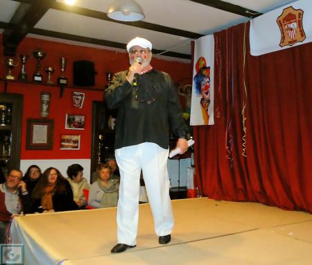 Luis Miguel interpreta el pasodoble de 'Los Ratas'.
