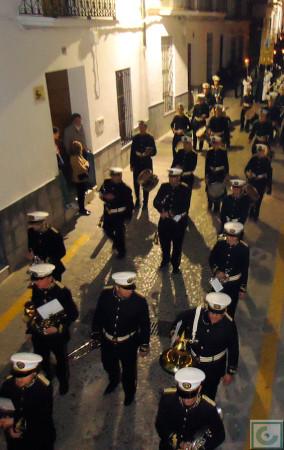 Agrupación Musical del Cristo del Calvario.