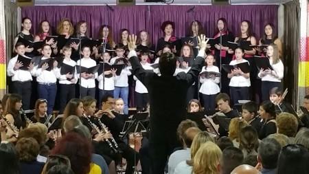 Concierto final del I Curso Nacional de Interpretación de Repertorio Coral e Instrumental.