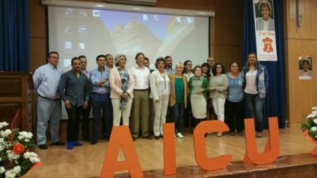 Candidatos de AICU.