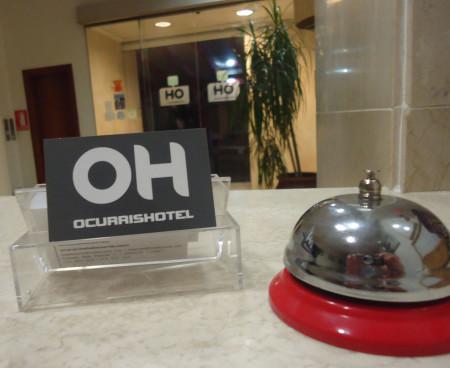 Ocurris Hotel.