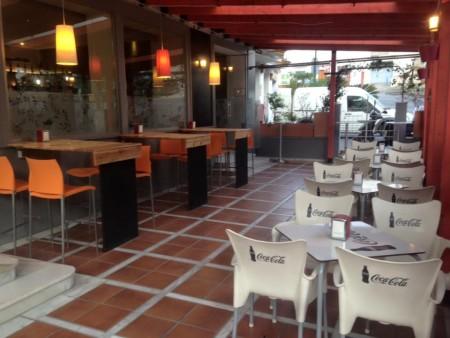 Nuevo restaurante El Laurel, en el edificio de Ocurris Hotel.