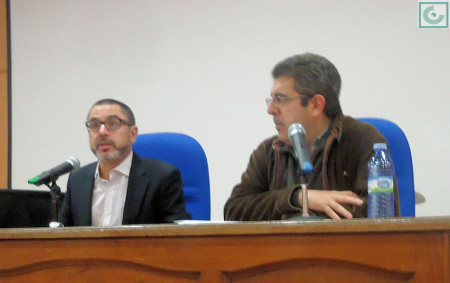 José Manuel Benítez Ariza y Pedro Bohóquez Gutiérrez.
