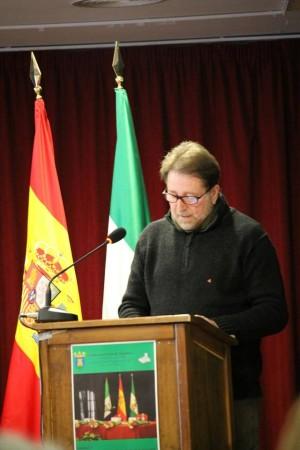 Discurso de Andrés Rebolledo.