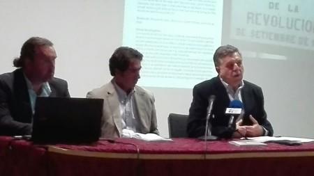 Intervención de Antonio Morales Benítez.