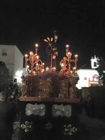 Procesión del Nazareno (Foto: Parroquia de Ubrique).