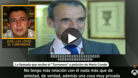 Captura de la emisión de Antena 3.