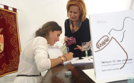 Firma de ejemplares.