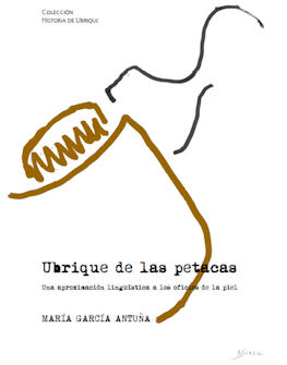 Cubierta del libro, con dibujo de Agüera.