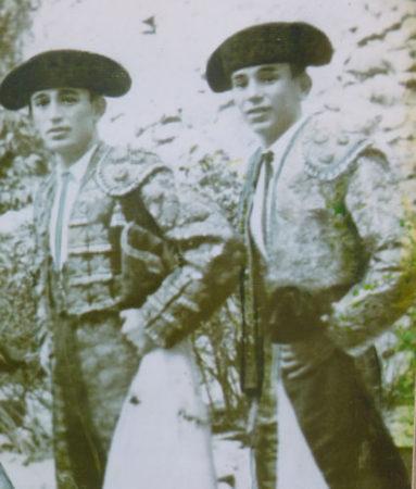 José Morales y Antonio Morales 'Reinita Chico' (Foto: Archivo de la familia Morales).