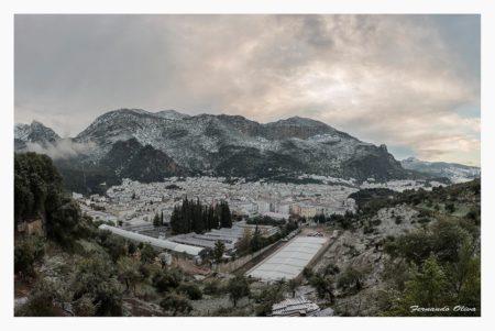 """Foto: Fernando Oliva (""""Ubrique en el recuerdo"""")."""