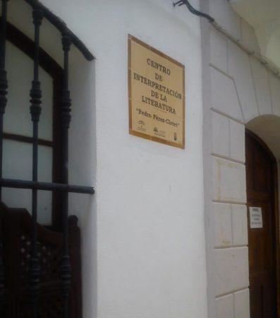 Centro de Interpretación de la Poesía.