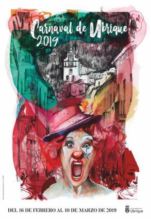 Cartel del Carnaval, de Estefanía Hernández Guerra.