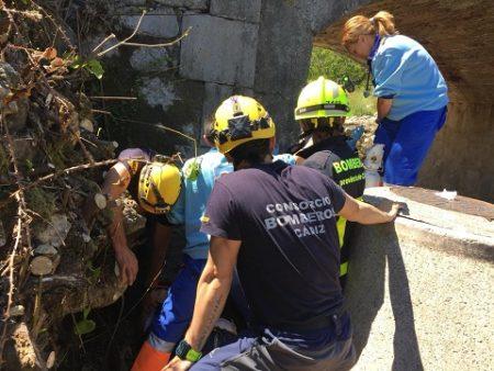 Operación de rescate.