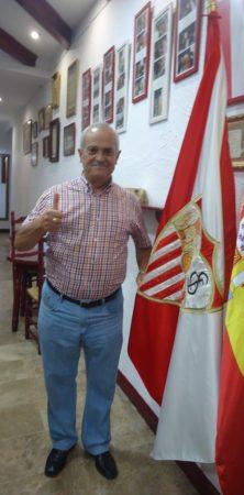 Miguel Bautista, presidente en 1991-1993, 1995-1997 y 2012-2014.