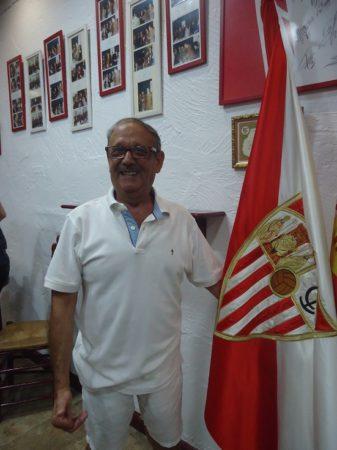 Martín Morales, presidente en 1989-1991.